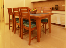 Sample Flat - Dining