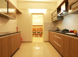 Sample Flat -  Kitchen