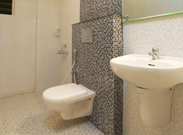 Sample Flat - Bath room